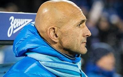 Официально: Лучано Спаллетти уволен из Зенита
