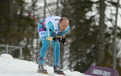 Украинец Виталий Лукьяненко выиграл  золото  в биатлоне на Паралимпиаде в Сочи