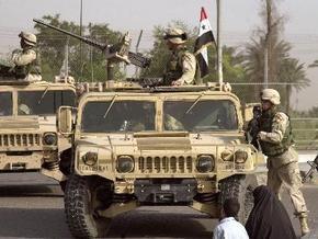 МИД РФ: в Ираке БТР войск США наехал на машину с российскими дипломатами