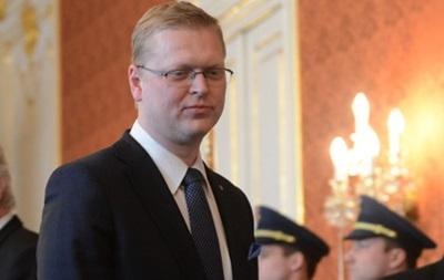 Вице-премьер Чехии сбил водителя мопеда
