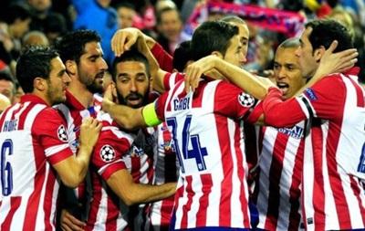 Атлетико уничтожает Милан на пути в четвертьфинал Лиги чемпионов
