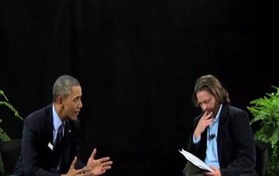 Обама стал героем комедийного шоу