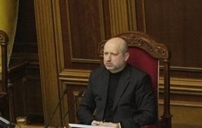 В Крым Украина не будет вводить свои войска - Турчинов