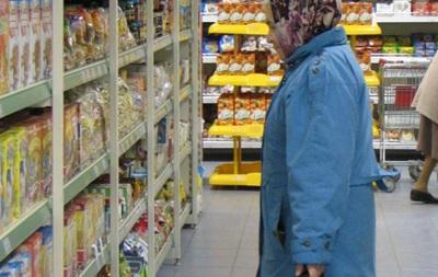 В Крыму значительно выросли цены на продукты и топливо