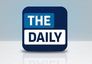 У издателей первой в мире газеты для iPad уменьшилась прибыль