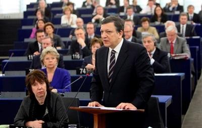 Лидеры G-7, Баррозу и Эштон выступят с призывом к России прекратить аннексию Крыма