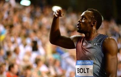 Самый быстрый человек планеты может уйти из легкой атлетики в футбол