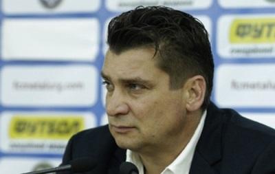 Металлург З перед возобновлением чемпионата остался без главного тренера