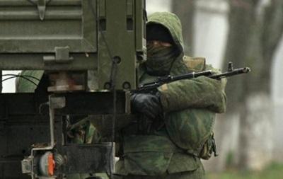 Россияне захватили пост украинских радиотехников в Крыму