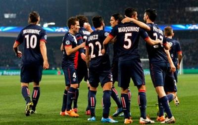 Лига чемпионов: ПСЖ повторно переигрывает Байер