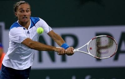 Александр Долгополов вышел в четвертьфинал турнира ATP
