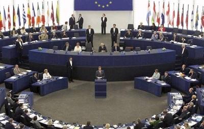Европарламент 13 марта будет голосовать за резолюцию по Украине