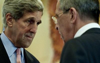 Керри планирует провести еще одну встречу с Лавровым и поговорить об Украине