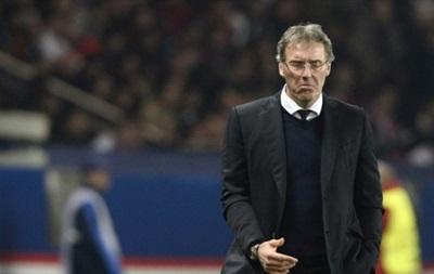 Тренер ПСЖ ждал больше активности от своих игроков в матче Лиги чемпионов