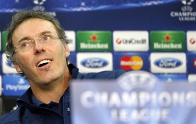 ПСЖ решил продлить контракт с Бланом после успеха в Лиге чемпионов