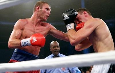 Российский боксер отказался проводить бой с украинцем Дудченко