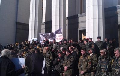 Сотни добровольцев 14 марта отправятся с Майдана Незалежности в ряды Нацгвардии
