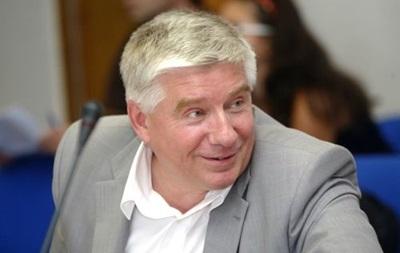 ПР против роспуска парламента Крыма - Чечетов