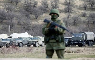 В Крыму находятся почти 22 тыс российских военнослужащих – Тенюх
