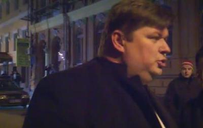 На место столкновений в Харькове прибыли губернатор и представители МВД и СБУ