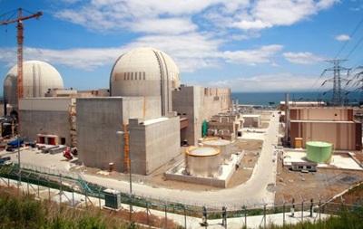 На южнокорейской АЭС аварийно остановлен реактор