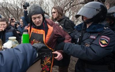 В Петербурге на 15 марта запланирован митинг против войны РФ с Украиной