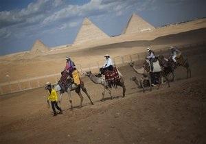 Украинские авиакомпании отменили рейсы в Египет из одесского аэропорта