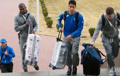 Таврия прибыла в Киев на матч с Динамо