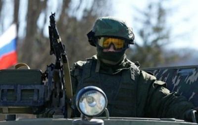 Около 120 российских военных находятся на Арабатской стрелке - СМИ