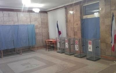 На некоторых избирательных участках в Крыму нет связи и света