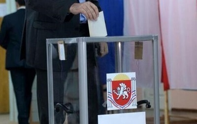 Нарушений на референдуме в Крыму пока не зафиксировано - местная милиция