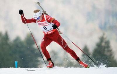 Биатлон: Норвежец Бе делает победный хет-трик в Контиолахти