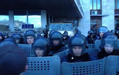 По факту захвата зданий прокуратуры в Донецке начато уголовное производство