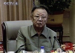 СМИ: Ким Чен Ир намекнул на скорую передачу власти младшему сыну