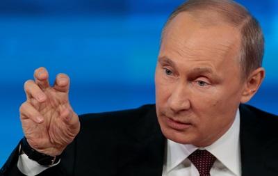 Путин обратится к ФС в связи с принятием Крыма в состав РФ