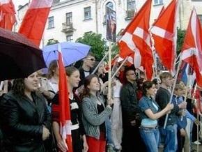 МВД: Членов движения Наши задержали на три часа