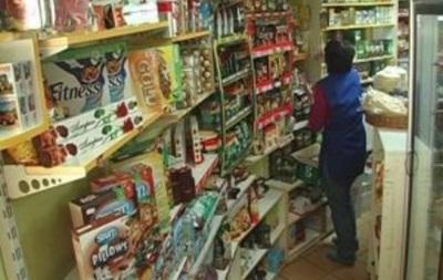 В магазинах Ивано-Франковска ввели ограничения на товары из России