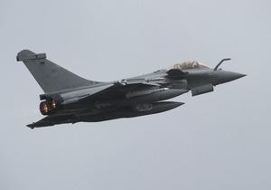 Генштаб Франции опроверг сообщение о сбитом самолете французских ВВС