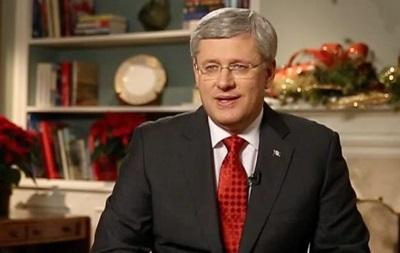 Премьер-министр Канады встретится с Яценюком