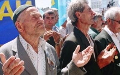 Крымских татар попросят освободить часть их земель – Тамиргалиев