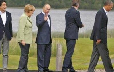МИД Франции: участие России в G8 не приостановлено