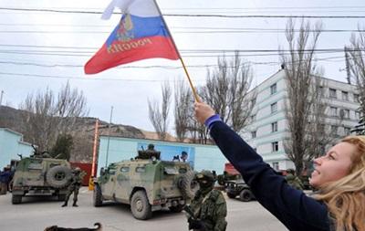 Москвичка попросила политическое убежище в Украине