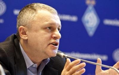 Игорь Суркис: Ко мне никто из футболистов не обращался