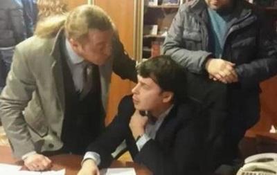 Мирошниченко считает свои действия в отношении Пантелеймонова адекватными