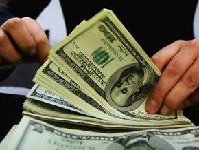 Доллар на межбанке упал почти на 70 копеек