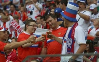 В России хотят разрешить продавать вино и медовуху на стадионах
