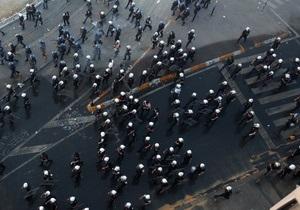 Полицейские освободили канадских журналистов, освещавших акции протеста в Турции