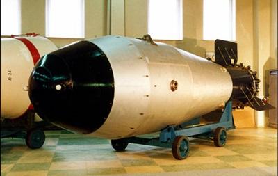 В ВР внесен законопроект денонсации договора о нераспространении ядерного оружия