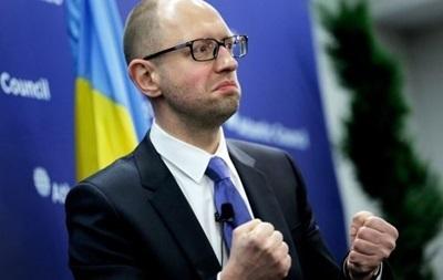 Яценюк: За мир и стабильность нужно платить или жертвами, или долларами
