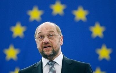ЕС будет не просто согласовать экономические санкции в отношении РФ - Шульц